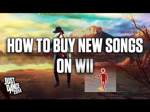 How to Buy New Songs on Wii | Just Dance 2014