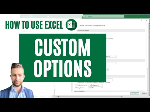 Best option for excel