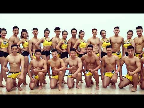 Vòng Chung Kết Viet Nam Fitness Model Search 2016