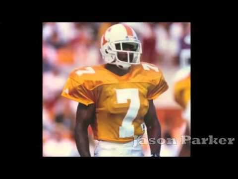 Vols Jersey Countdown No. 7 - featuring Condredge Holloway