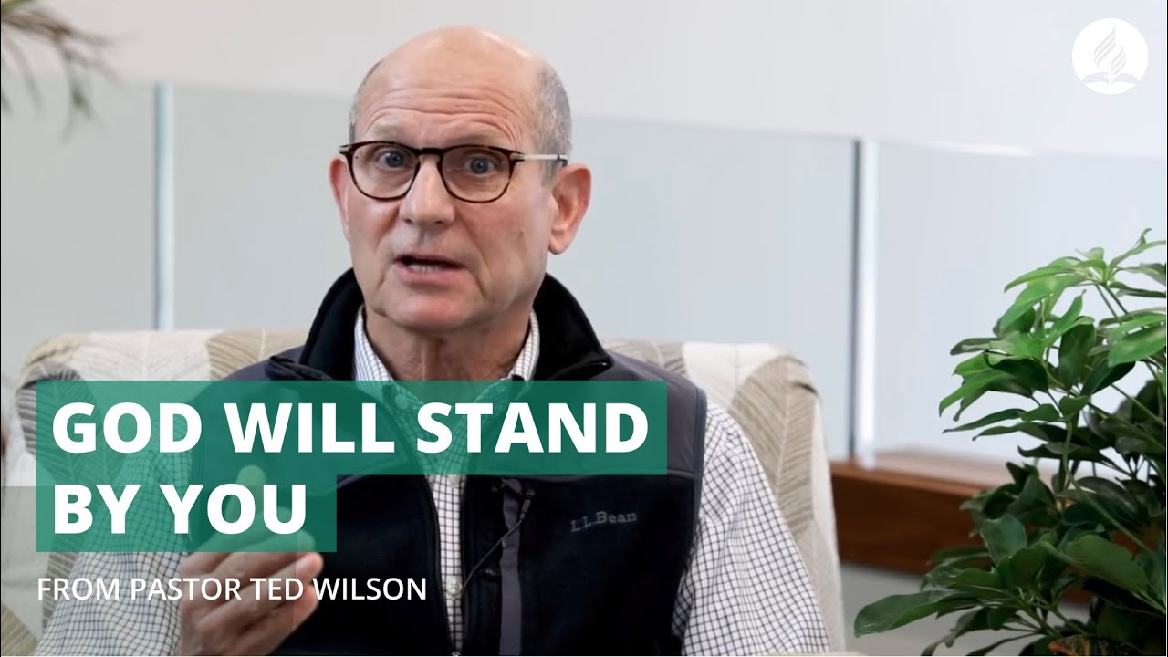 A Special Message From Pastor Ted Wilson on the #Coronavirus Crisis