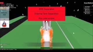 STS-4 ROBLOX NASA Mission - STS - Aspiration