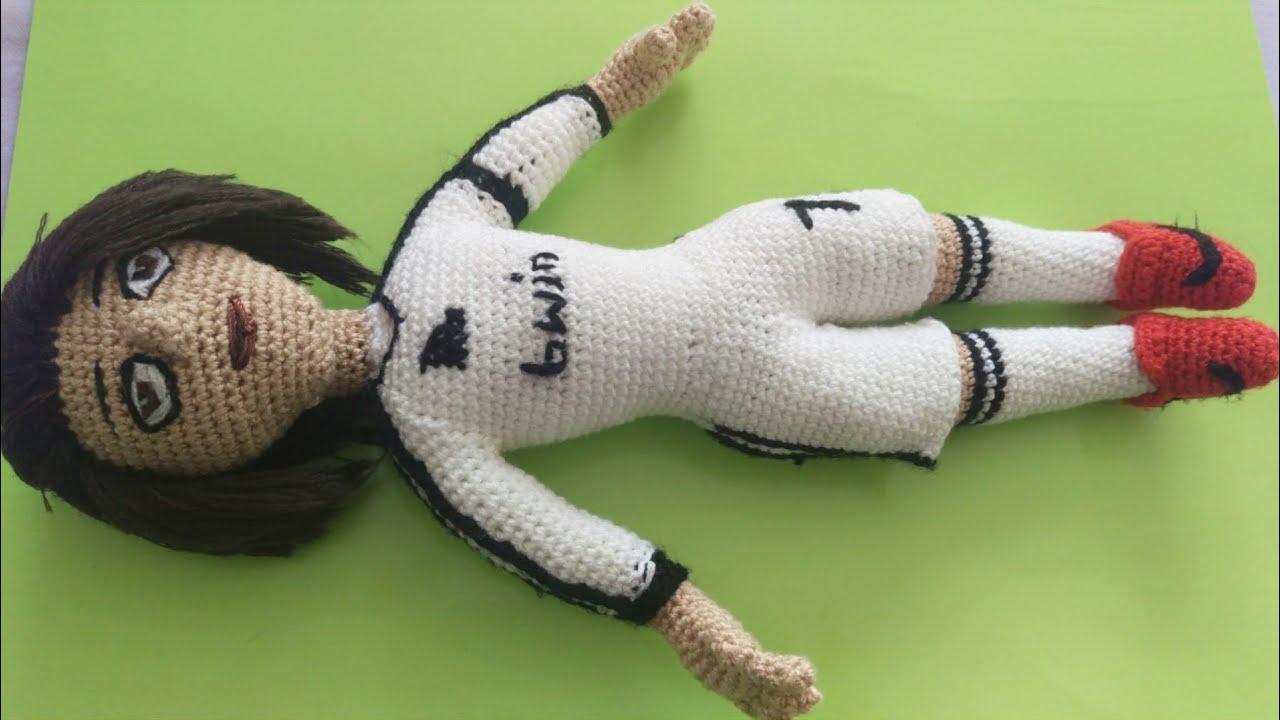 1.Amigurumi Juliet Bebek Ayak Yapma Tarifi - Amigurumi Doll Feet ... | 720x1280