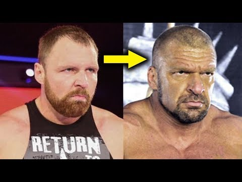 10 WWE Superstars Who Look ALike - Dean Ambrose, Triple H & more
