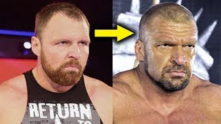 10 WWE Superstars Who Look ALike - Dean Ambrose, Triple H & more