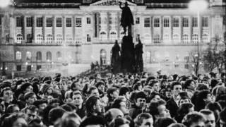 23 let svobody - 23 years of freedom (sametová revoluce - velvet revolution) 1989