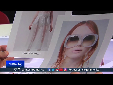 Chinese designers make their mark in fashion industry