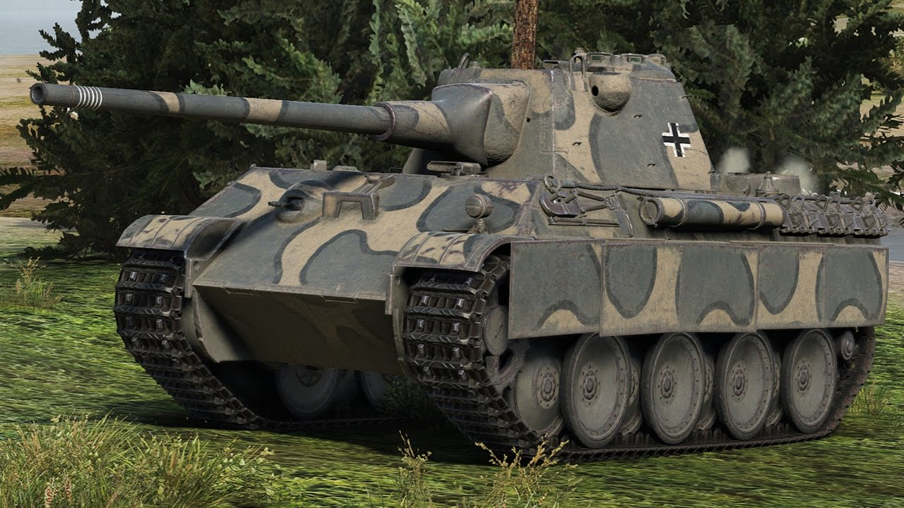 88 wot panther Jingles' Review