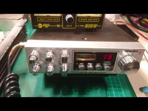 RM KL 505 tested by M1APC @ The Shack - YouTube
