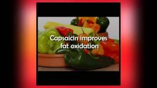 The Drunken Gazelle Top Ten - Health benefits of capsaicin in peppers