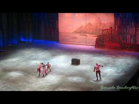 【Strawberry Alice】Peter Pan On Ice, Shanghai Mercedes Benz Arena, 01/06/2017.