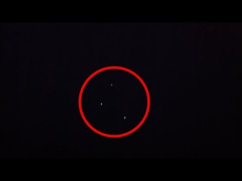 5 Alien Ships Caught On Camera & Spotted In Real Life!