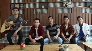 Acoustic Cover - Chiếc Lá Đầu Tiên  - Nhóm 135