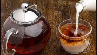 Чем опасен чай с молоком для Здоровья