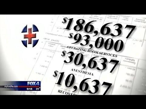 Investigation: Hospital Extreme Billing