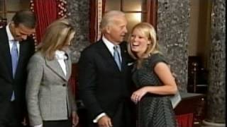 Joe Biden Gives Dating Advice to Girls...Again and Again...