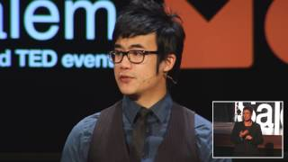 Your Life Has a Word Count Limit - Simon Tam at TEDxSalem