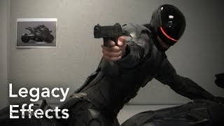 ROBOCOP: Making of the Suit - Legacy Effects