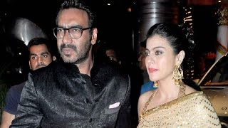 Shocking : Kajol And Ajay Devgn