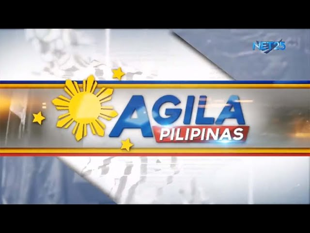 WATCH: Agila Pilipinas - Dec. 4, 2020