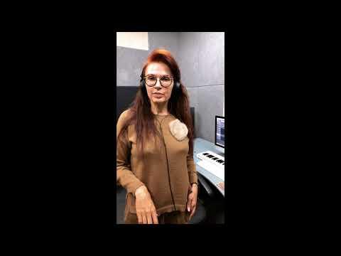 Эвелина Блёданс записывает дуэтную песню с Виктором Тартановым!