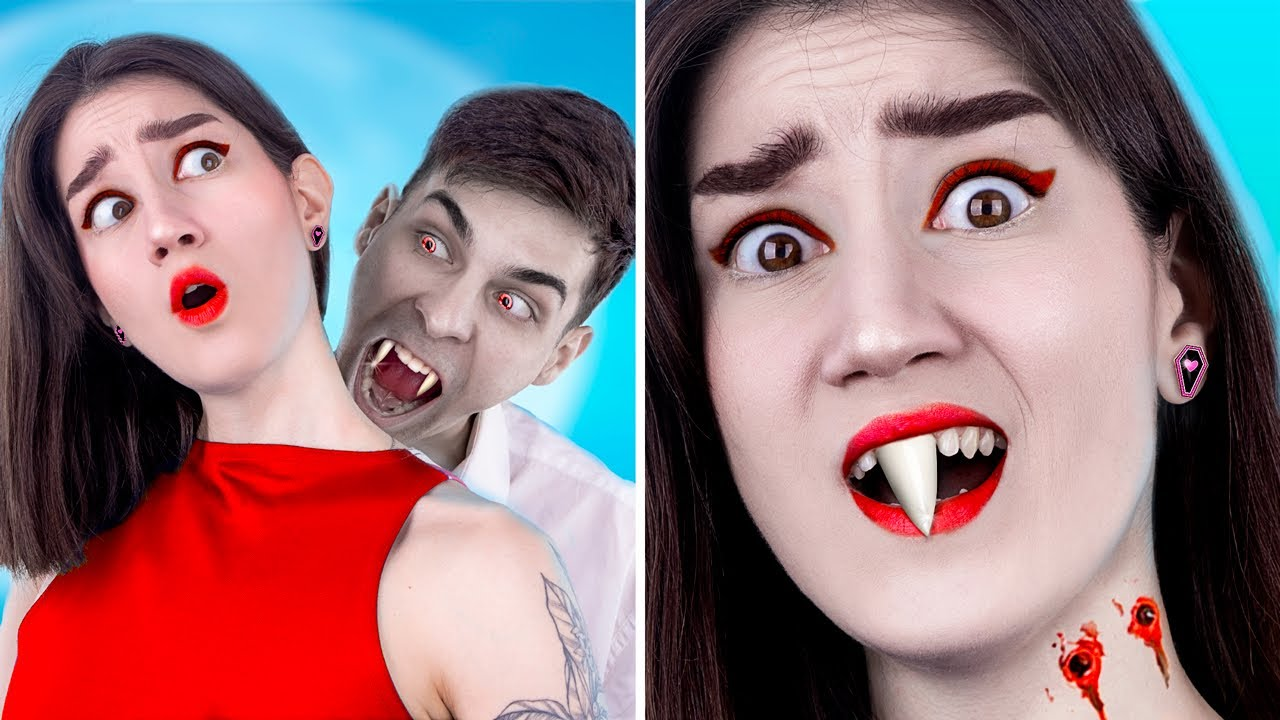 Types of Vampires! What if Your BFF Is a Vampire