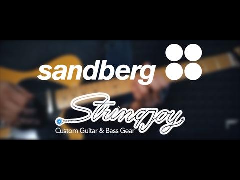 Quick Sneak #1 | Sandberg Electra DC + Stringjoy