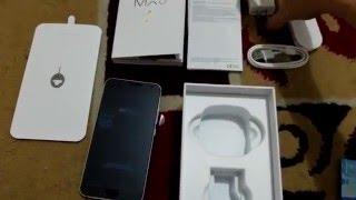 Unboxing : Meizu MX5