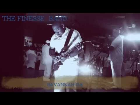 The Finesse Band Live in Savannah Ga
