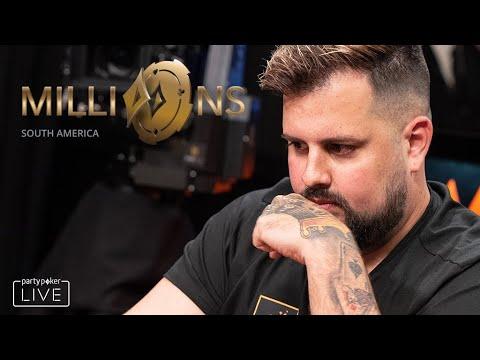 Celeb Show Match FULL STREAM | MILLIONS South America 2019
