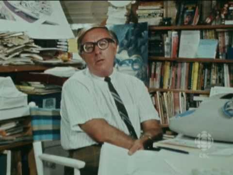 Sci-fi writer Ray Bradbury on violence, laughter & sadness: CBC Archives | CBC