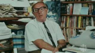 Sci-fi writer Ray Bradbury on violence, laughter & sadness: CBC Archives