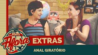 PORTA AFORA - COMUNICAÇÃO (EXTRAS - ANAL GIRATÓRIO)
