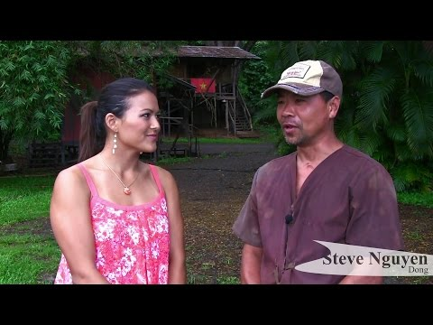 Ride the Thunder - Behind the Scenes with actor Steve Nguyen and host Crystal Lee