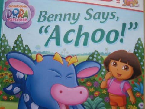 ACHOO! ACHOO! I'VE GOT THE FLU