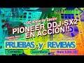 Pioneer DDJ SX2 En Acción Pruebas Y Reviews Sesión Playlist mp3