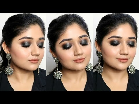 Smokey Eye Party Makeup Tutorial