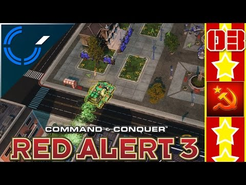 Most Equal - 03 - Command and Conquer: Red Alert 3 with Galm - Soviet Campaign