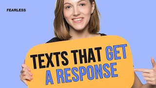 Texts That Make Her Want You and Excited To Hear From You!