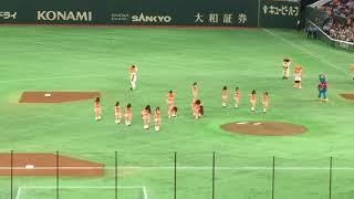 東京ドームへ野球を見に行きました。読売ジャイアンツvs広島東洋カープ。この日はシティハンターとのコラボ。勝利をGet Wildするのはどちらのチ...