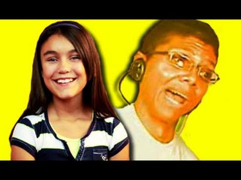 Kids React to Viral Videos  (Chocolate Rain, Psycho Girl Can't Sing, Pretty Girl Makes Faces)