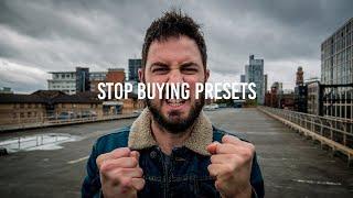 do not buy presets