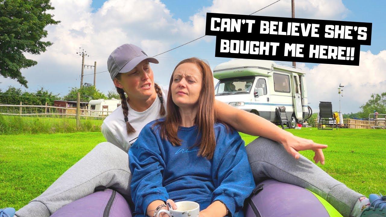2 GIRLS.. ONE VAN.. 4 DAYS OF VAN LIFE... van jobs and a bit of fun on the river!