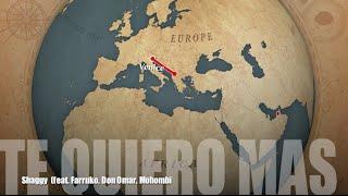 Loretta Bates Choreography Te Quiero Mas- Shaggy (feat. Don Omar, Farruko, Mohombi, Faydee, Costi