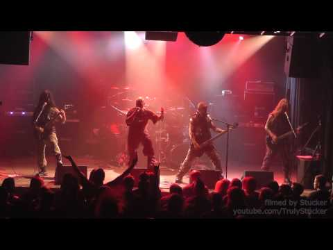 Gloria Morti - Slaves (Helsinki, Finland, 24.08.2013) FULL HD
