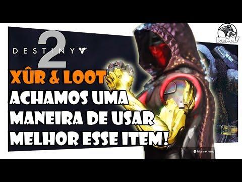 DESTINY 2 - XÛR & LOOT #76 | ACHAMOS UMA MANEIRA DE USAR MELHOR ESSE ITEM! thumbnail