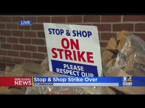 Stop and shop workers strike nyc