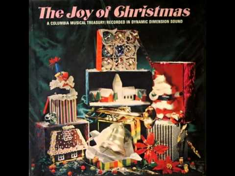 """What Child Is This/Joy To The World"" - Andre Kostelanetz, Phyllis Curtin & The St. Kilian Boychoir"