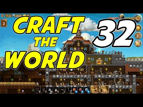 Craft the World | E32 | Mithril Weapon Crafting! |