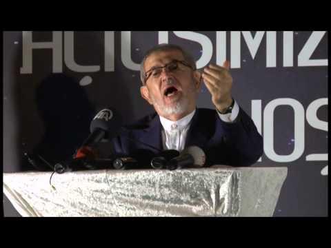 İftar ve Açılış Programı Konuşması - Ali Rıza DEMİRCAN | ARDEV